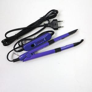 Mini Size Professional Heat Fusion Iron Connector инструменты для наращивания волос Кератин U-Tip плоский кончик волос для ногтей высокое качество
