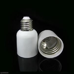 Neu PBT E27 zu E40 Verlängern Base Konvertier Lampholder LED Glühbirne Adapter