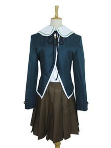 Danganronpa Chihiro Fujisaki Costume cosplay uniforme