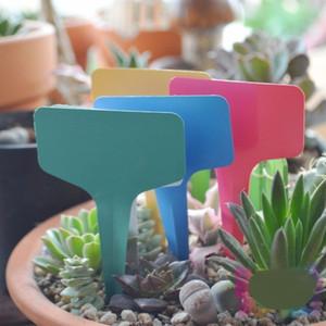500pcs Rushed Renkli Su geçirmez Şerit Hattı Tesisi Hediye En toptan için kalemiyle Etiketler Asma İşaretleri Etiketler