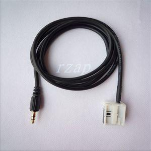 Araba Radyo AUX Girişi Kablo Hattı MP3 Çalar Ses Adaptörü Arayüz İçin Peugeot 207 307 308 607 807 Citroen C3 C4 C5