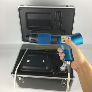 Sistema de terapia de dolor físico Acoustic Shock Wave Máquina de onda de choque extracorpórea Shockwave Therapy para el tratamiento de dolor en las articulaciones del Pa ED