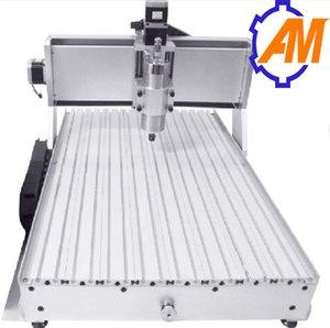 المصنع مباشرة توريد 2200W AM6090 سهلة التشغيل عالية الدقة البرمجيات الحرة مع 4 محور بعد البيع المقدمة