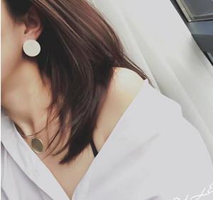 Marca Para Mujer Pendientes de Alta Calidad Ronda Ear Ear Stud Pendientes Joyería de Moda Anillo de Oreja Earings Accesorios Jewellry