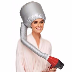 Professionnel Doux Sèche-Cheveux Salon Hotte À Cheveux Soin Des Cheveux Cuiseur À Capuchon Bonnet Diffuseur Bonnet Diffuseur Portable Chapeau Confort