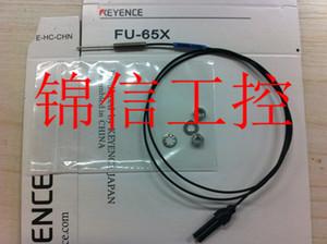 KEYENCE FU-65X Faseroptik-Sensor reflektierende Faser-Einheit Brand New Quality Garantie für ein Jahr