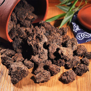 200g Ripe Puer Tea Mini Tuocha Old Puer Tea Head Organic Pu'er Oldest Tree Cooked Puer Natural Puerh Black Puerh Tea