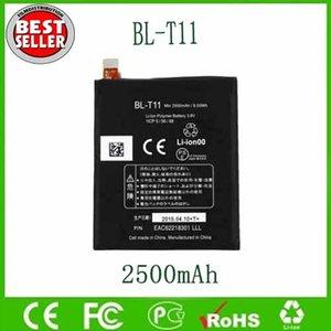 الأصلي OEM BL-T11 BLT11 بطارية الهاتف المحمول لشركة إل جي L22 isai 2500mAh شحن مجاني بالجملة