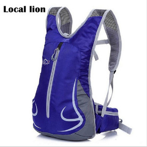LOCAL LION 12L waterproof Nylon Bicycle Backpack High Quality Travel Hiking Camping Running Backpack Fashion Sport Rucksack