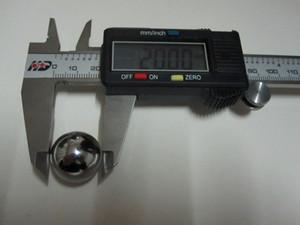 20mm Krom Çelik rulman Topu Çelik Bilye Çapı 20mm 10 adet / takım
