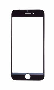 """Verre extérieur Objectif écran avant pour l'iPhone 7 4.7"""" Remplacement de réparation Partie Noir / Blanc de alisy"""