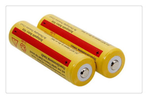 Wholesale 18650 Batteries 5000mAh 3.7V Rechargeable Battery for LED Flashlight High quality Free Shipping