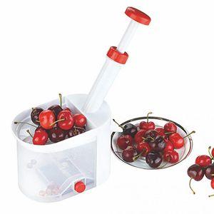 2016 Cherry Cherry Pitter Stone Remover Machine Cherry Corer con attrezzo da cucina per container in tutto il mondo