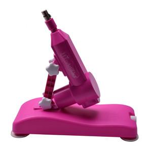 Новый автоматический пистолет для секса с фаллоимитаторным приложением Бесшумные секс влюбленные машины сильнее Power Pink бесплатно на DHL