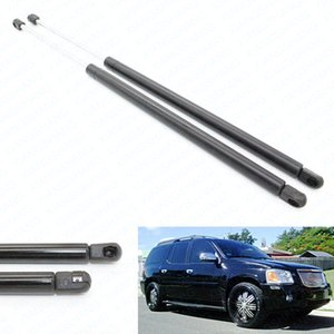 2pcs Rear Window Auto Gas Spring Prop Lift Support Fits for Isuzu Ascender for Saab 9-7X for 2002-20082009 GMC Envoy Denali SLE SLT Base