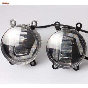 Luz de névoa universal do diodo emissor de luz de 3,5 polegadas com o DRL para Toyota Nissan Suzuki Ford Peugeot Citroen Renault