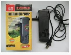 Aquarium interne Filter Wasserpumpe
