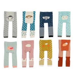 Nova Chegada Crianças Leggings Animais Crianças Dos Miúdos PP Calças Compridas Calças Legging Dos Desenhos Animados de Algodão Do Bebê Das Meninas Dos Meninos Calças