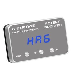 유능한 부스터 II 6 드라이브 전자 스로틀 컨트롤러, 자동차 스로틀 컨트롤러 TS-520 케이스, 시보레 AVEO TRAX Buick Encore 등