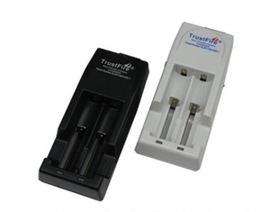 Hot Trust fire Trustfire Battery Charger Mod Charger for led cree T6 Q5 flashlight 18650 18500 18350 17670 14500,10440 Battery