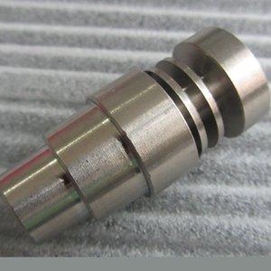 Réglable Pur Clou Titane Sans Domestique 14mm 18mm Mâle Femelle Grade 2 Pour E Fumer Cigarette Fumer des pipes verre bongs