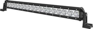 Alta Qualidade 20 Polegadas 54 W Única Linha LED Bar Luz Passe À Prova D 'Água CE ROHS EMC Motocicleta lâmpada do carro barco luz de nevoeiro