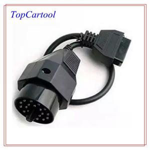 Topcartool OBDDIY 20 pin dişi adaptör için bmw 20 pin obdii kablo BMW Için 20pin 16pin teşhis konnektörü 20 pin bmw obd adaptörü