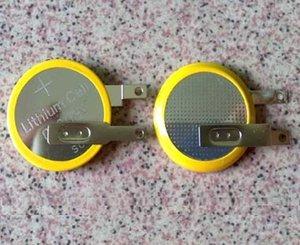 Bateria de botão CR2032 com pinos de solda / guias, tipo de montagem de superfície horizontal (CR2032-T5)