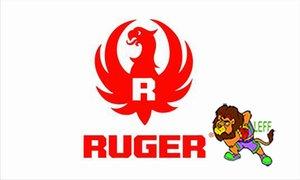 ruger Flagge, 90 * 150cm, 100% Polyester, Banner, Digitaldruck