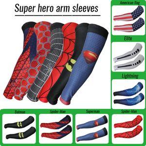 NEU 2016 brandneue dhl Versand Compression Sports Arm Sleeve Feuchtigkeitstransport Softball, Baseball Camo Sport Schutzhüllen