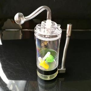 Acryl-Alkohol-Lampen, Großhandel Glasbongs, Glaspfeife, Rauchrohr Zubehör