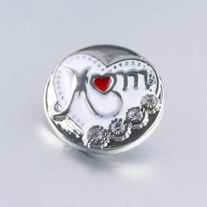 Mais novo botão de pressão de gengibre noosa intercambiáveis 18mm snap botão pedaço charme botão jóias diy para noosa pulseira de couro pingente
