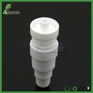 Domeless de uñas de cerámica 10mm14mm 18mm 6 en 1 chinas Cerámica Nais Banger del clavo por Vaping vaporizador Cerámica E Naill Fumador Accesorios