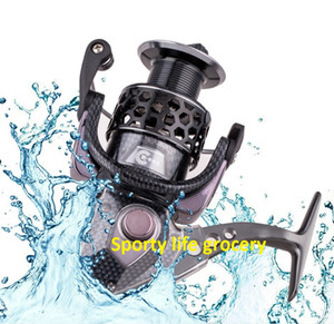 Vendita calda nuovo HK1000 ~ 7500 Pesca in mare Full Metal peschereccio 18BB Mulinelli da pesca anti acqua Spinning Wheels