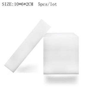 Accessoires multifonctionnels de cuisine Magic Sponge pour le nettoyage de la cuisine, nettoyage de la voiture, nettoyage du bain, éponge nano 5pcs / lot BY-HMC-A5
