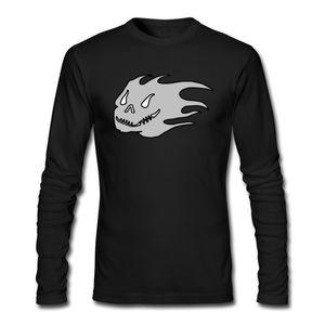 Beste Verkauf Online-Shirt Männer hochwertige T-Shirt beliebte 3D Grafik T-Shirts langärmelige Rundhals T-Shirt lustiges T-Shirt S / M
