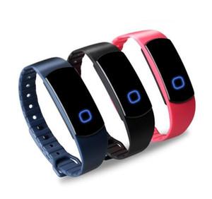 남성 여성 소년 소녀들을위한 Diggro SH08 수면 모니터 보수계 스마트 피트니스 추적기 팔찌 시계 팔찌 Pulsera Inteligente