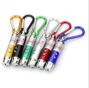 المحمولة led مؤشرات ليزر شعاع أضواء مصغرة مشاعل 3 in1 الليزر القلم المشي مؤشر الليزر الشعلة مضيا المال الكاشف ضوء