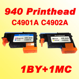 2 قطع متوافق ل hp 940 رأس الطباعة C4900A C4901A ل hp940 رأس الطباعة officejet برو 8000 8500 8500A