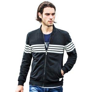 Pioneer Camp Sonbahar Yüksek kaliteli Hırka hoodie erkekler ceket ceket erkekler hoodies tişörtü casual giyim marka giyim