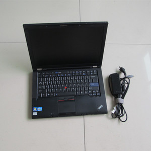 Diagnosticar ferramenta Lenovo laptop ThinkPad T410 I5 CPU, 4G RAM Escolha HDD Computador Profissional para MB Estrela C3, C4 icom A2