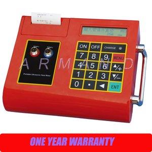 Портативный ультразвуковой измеритель прокачки с датчиком счетчика-расходомера TUC-2000E температуры/жары встроенным расходомера TM-1 Цифров принтера жидкостным