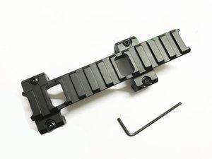 상위 20mm Picatinny Weaver Rail Extension Scope Mount Claw G3 MP5