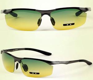 Güneş gözlüğü Erkekler Klip Manyetik Güneş gözlükleri Kadınlar Optik Sürüş Kare erkekler Gözlük Mıknatıs ile sunglass kutusu