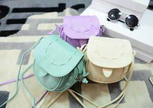 Promotion New Lady and Girl Plain Cute Phone Camera Shoulder Bags small Handbag Fashion Cross body PU Messenger Bag