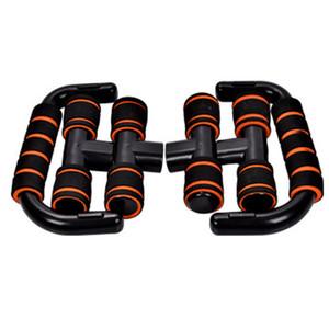 1 Paire Fitness Push Up Pushup Stand Bars Sport Gym Exercice Entraînement Poitrine Bar Éponge Main Grip Trainer Pour Body Building Push-up Stands