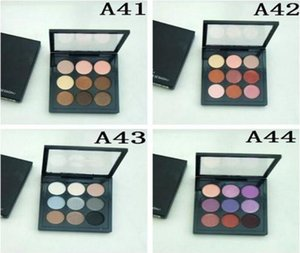 HOT New Makeup EyeShadow Palette 9 colores Eye Shadow 0.8g 2016