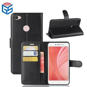 New Arrival For Xiaomi Premium PU Leather Wallet with Card Holder Case For Xiaomi Redmi Y1   Note 5A Prime