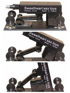 Gun machine  Love machine gun  2019 Newsex machine gun auto sex machine for woman dildo vagina toy; speed: 0-450 times m