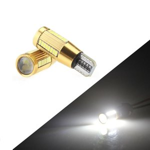 T10 w5w led 194 3014 чип 38 SMD белый свет автомобиля T10 Canbus светодиодные лампы габаритные огни дальнего света лампы хвост лампы маркер лампы DC 12 в